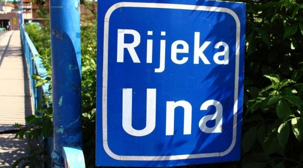Reise entlang der Una
