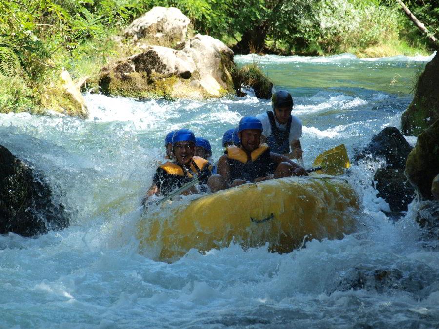 Rafting Beitrag 2
